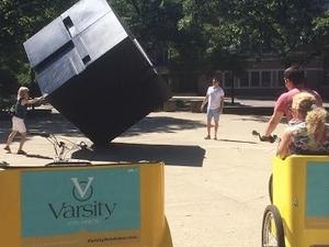 50% Off Pedicab Tour of Ann Arbor Fotos
