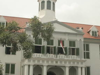 El Museo de Yakarta Fatahillah