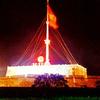 La torre de la bandera