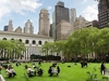 The Great Lawn In Bryant Park