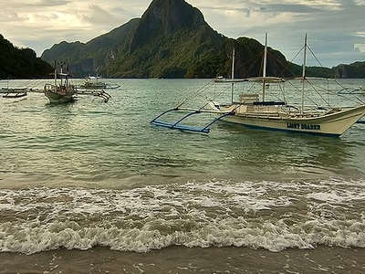 The Limestone Islands Of El Nido