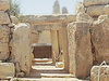 The Mnajdra Megalithic Temple