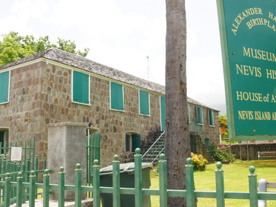 The  Museum Of  Nevis