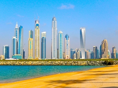 The Palm - Dubai Marina