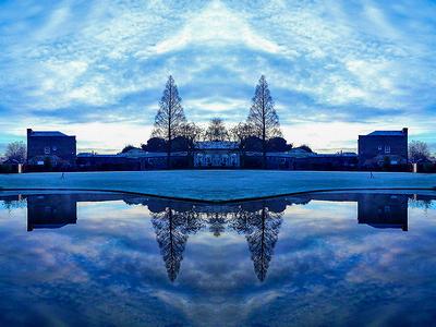 The Paradise Syndrome - Syon Park Gardens - London UK