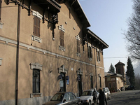 Verbania Pallanza Railway Station