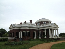 The Side Of Monticello