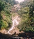 Las Cataratas Siruvani y la presa