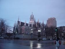 The Tabernade - Salt Lake City UT