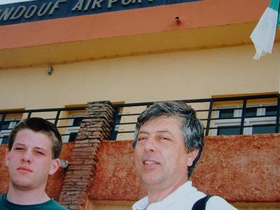 Tindouf Airport