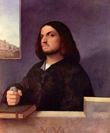 Portrait Of A Venetian Nobleman