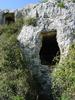 Tomb Entrance In Pantalica