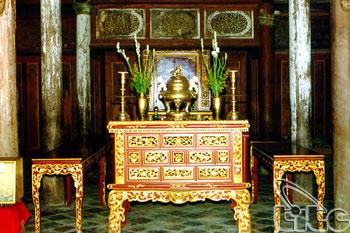 Tomb Of Gia Long