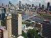 View Of Johannesburg CBD From Braamfontein