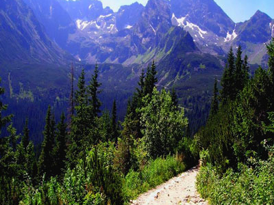 Tourist Attractions In Tatra Mountains