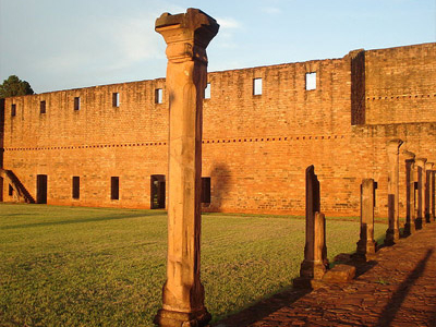 Tourist Attractions In Trinidad Jesuit Ruins