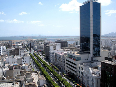 Tourist Attractions In Tunis