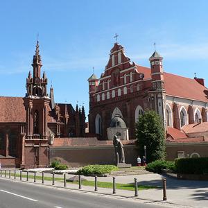Tourist Attractions In Vilnius