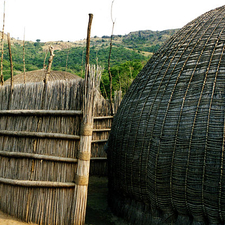 Traditional Homes In Swaziland