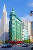 TransAmerica & Flatiron - San Francisco CA