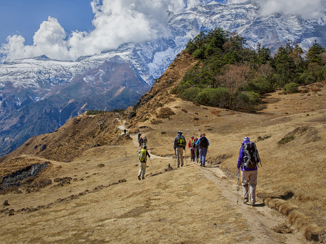 Everest Base Camp Trek Tour Photos