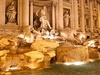 Trevi Fountain - Rome - Night View