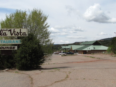 Triangle Grocery And The Old Bella Vista Sign