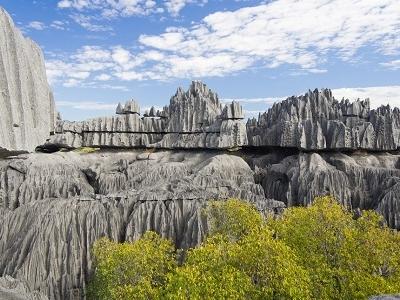 Tsingy De Bemaraha National Park In Madagascar
