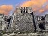 Tulum Mayan Ruins In Quintana Roo