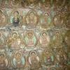 Frescoes Of Buddhas