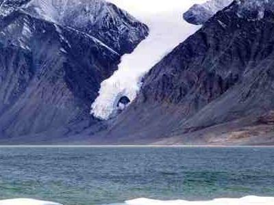 Gull Glacier