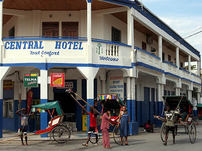 The City Centre Of Toliara