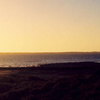 Sunset Over The Coorong