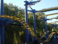 The Fly Roller Coaster