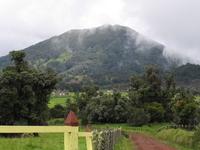 Turrialba Volcano
