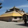 Ulaan Baatar - Gandan Monastery - Collection Of Buddhist Artifa