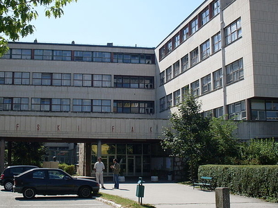 University Of Sarajevo Bosnia And Herzegovina