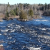 Upper Madawaska River At Whitney
