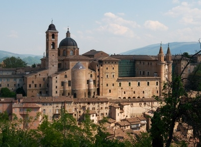Town Of Urbino
