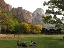 UT Zion Lodge - Zion NP