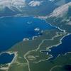 Lago superior Kananaskis