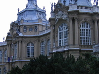 Vajdahunyad Castle
