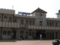 Vasco da Gama railway station