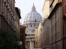 Vatican City And San Pietro