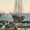 Vessel Launch Postcard