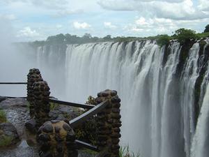 Victoria Falls Zambia Tour