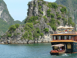 Halong Bay 3-Day Junk Boat Cruise Photos