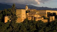 View Alhambra - Granada Andalucia