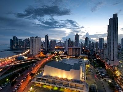 View Bay Of Panama - Panama City