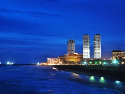 View Colombo Night Sky